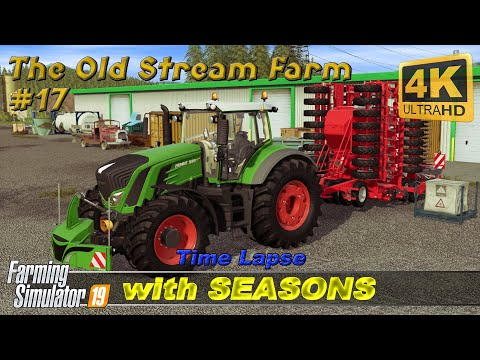 NEW Fendt, animal care, selling milk & wool | The Old Stream