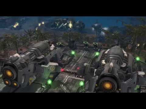 StarCraft 2: Odyssey 01 - Hell's Rejects