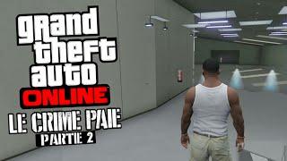 """NOUVEAU GARAGE DELUXE - GTA 5 ONLINE """"LE CRIME PAIE PARTIE 2"""""""