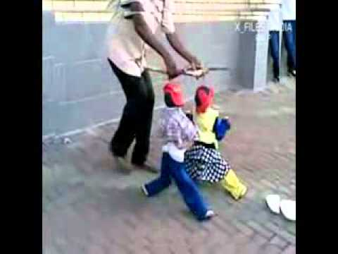 AMAZING AFRICAN TALENT.. doll street dancing