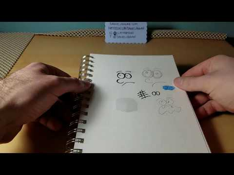 Review: Bee Paper Super Deluxe Sketch Pad 6x9 - danieljhogan.com