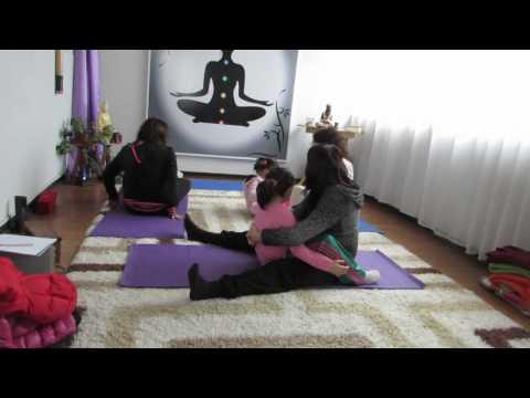 Clases de Yoga para la Mamá e Hij@s en BioZen San Fernando