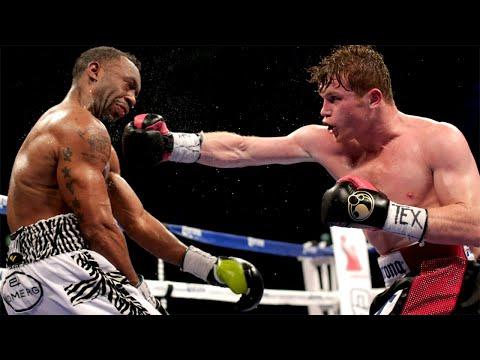 Canelo Alvarez vs Austin Trout - Highlights (Explosive FIGHT)