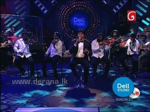 Kandula Ithin  - Keerthi Pasquel @ Dell Studio Season 02 ( 28-08-2015 )