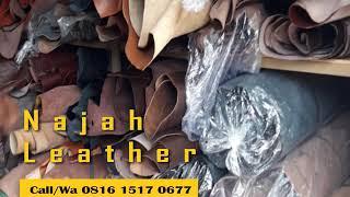 Supplier Jual Kulit Sapi Asli Jakarta WA  0816 1517 0677 NAJAH LEATHER