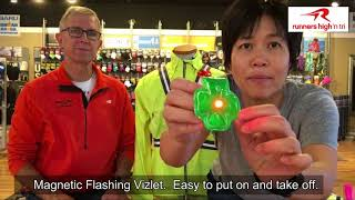 Running Safety, Reflective, Lights, Cold Weather Gear and Waterproof shoes