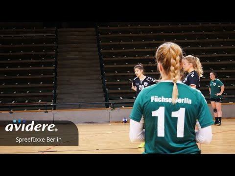 Auf der Suche nach Sponsoren - Spreefüxxe Berlin - Sportfilm von avidere