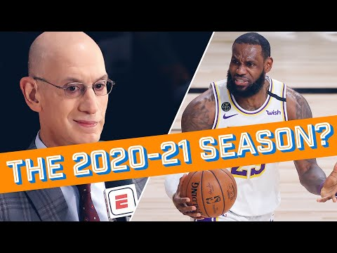 When Will the 2020-21 NBA Season Start? | The Mismatch | The Ringer
