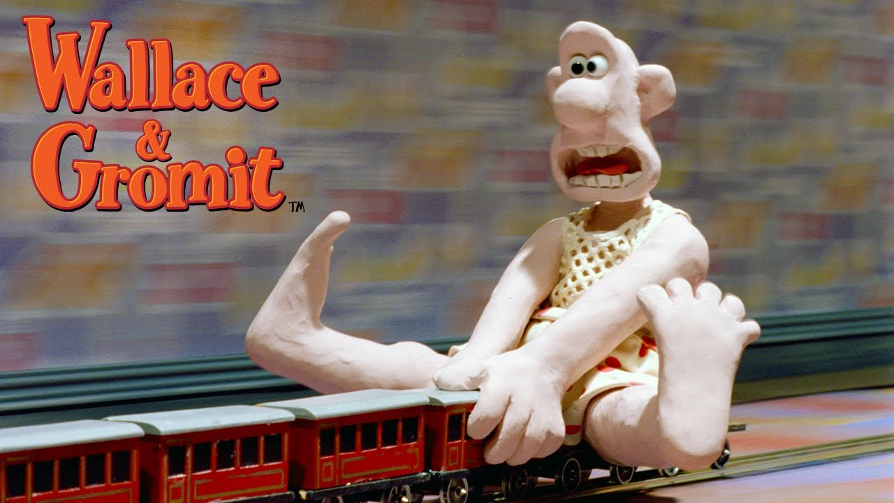 Wallace gromit in the wrong trousers