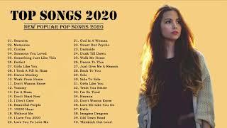 Top Hits 2020 🍎 Dance Monkey, Senorita, Memories, Work From Home, On My Way 🍎 Top Songs 2020