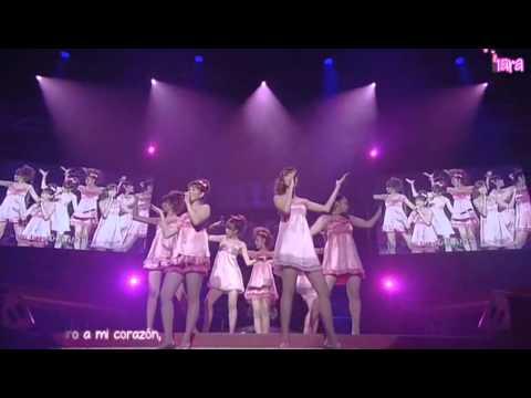 Berryz Koubou - Aa yo ga akeru (live ver) (sub español)