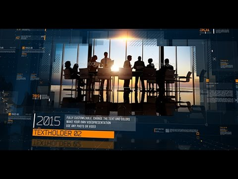 After Effects Template Corporate Timeline YouTube - Timeline after effects template