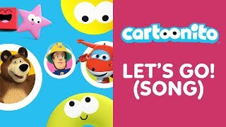 Let's Go Cartoonito (Full Theme Song) | Cartoonito UK