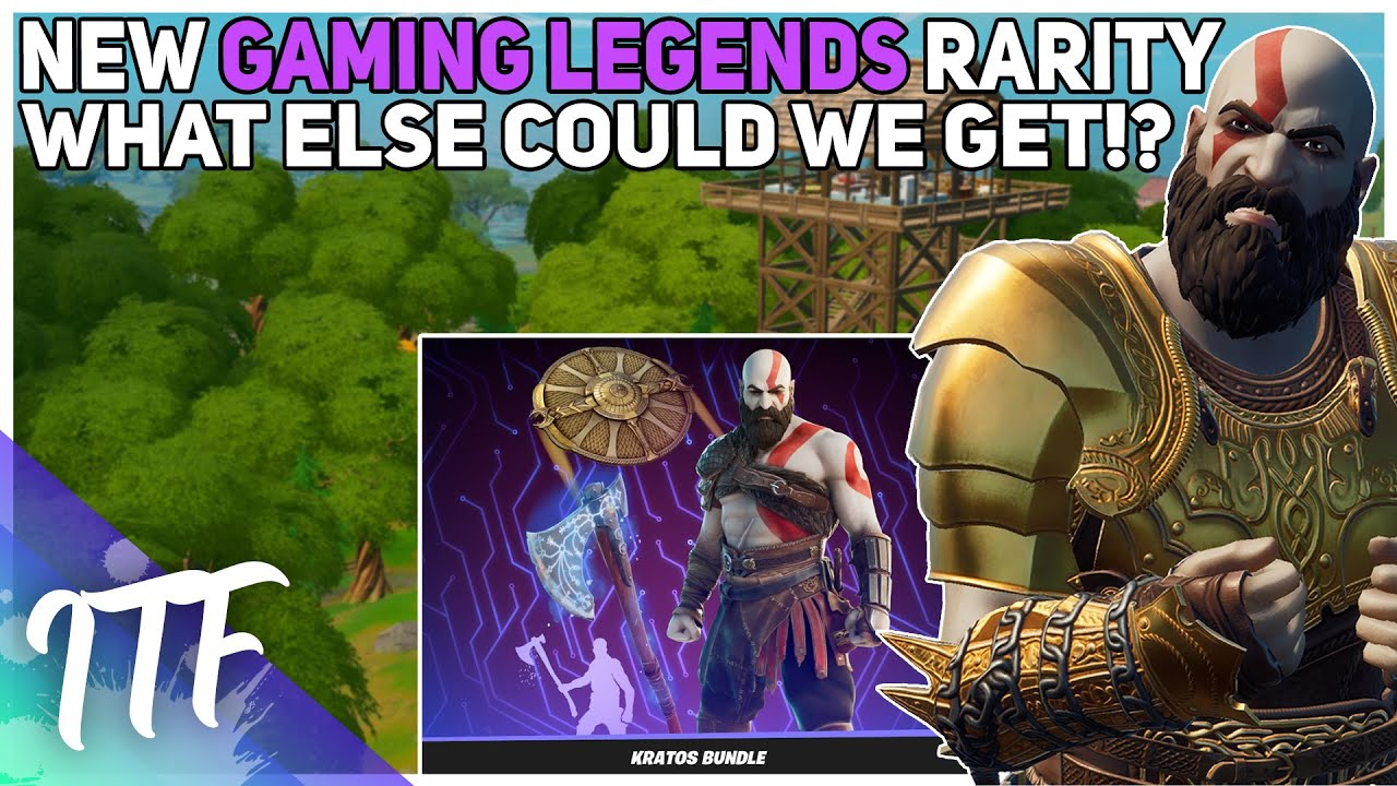 NEW Console Exclusivity! NEW Gaming Legends Rarity! What This Means! (Fortnite Battle Royale)