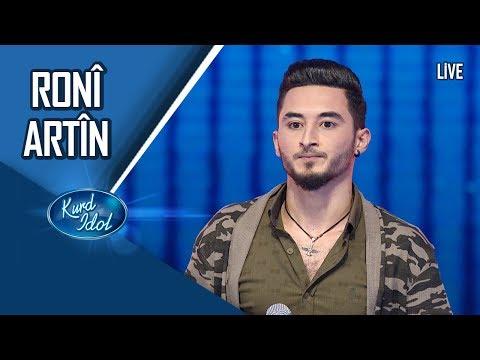 Kurd Idol - Ronî Artîn /ڕۆنی ئاڕتین