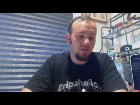 Dripaholics E Juice Review!!!