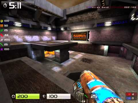 Quake Live: 1v1 Argentina