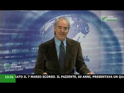 InfoStudio il telegiornale della Calabria notizie e approfondimenti - 19 Marzo 2020 ore 13.30
