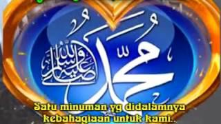 Ketika Maulid kau bilang bid'ah, padahal kami masih merindukan Rosulullah.