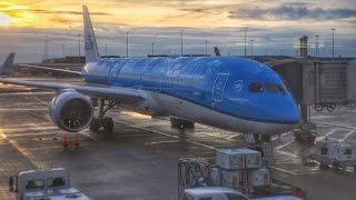 KLM Dreamliner Business Class Revisited
