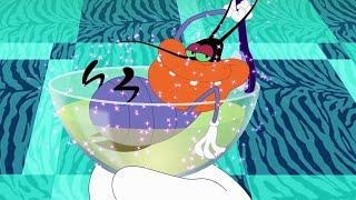 Oggy und die Kakerlaken 🛀 Dee Dees Bad 🛀 Volledige aflevering in HD