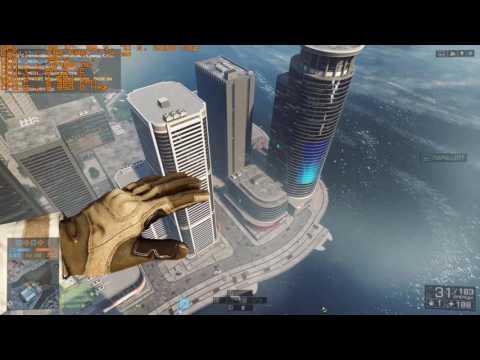 Battlefield 4 Benchmark Siege Of Shanghai 1440P ULTRA RYZEN 1700@3850, 3200 RAM, 1080 GTX TI