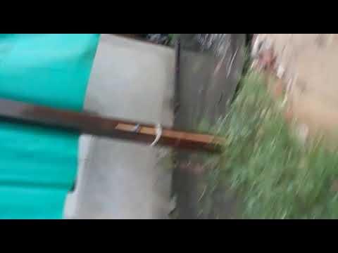 Viviendas inundadas en Sauce Montrull video 4