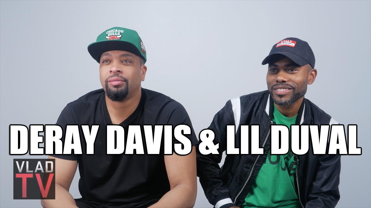 "Lil Duval & DeRay on ""Grow House,"" Similarities to ""Friday"" with Faizon Love"