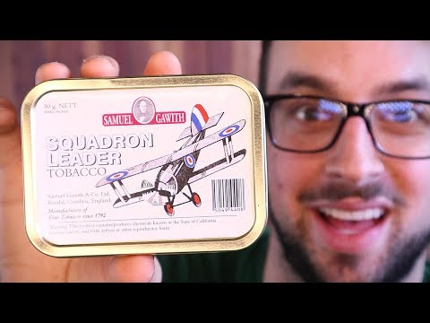 Squadron Leader Pipe Tobacco - IS IT TIN WORTHY?