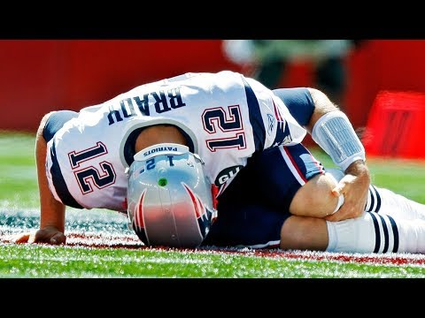 NFL Stars' Worst Career Injury