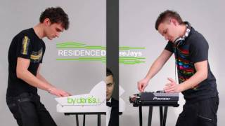 Residence Deejays feat. Frissco - Echo [Radio Edit]