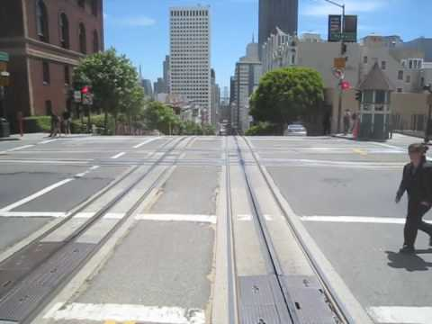 San Francisco's California Street Cable Car