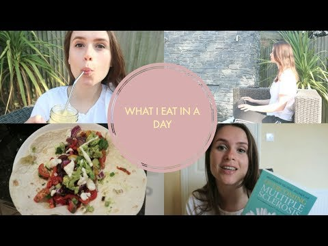 WHAT I EAT DAY | MS AWARENESS WEEK DAY 2