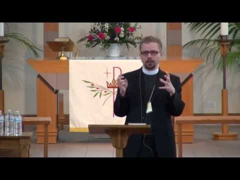 Pastor Hans Fiene - The Use of Snark in Lutheran Confession