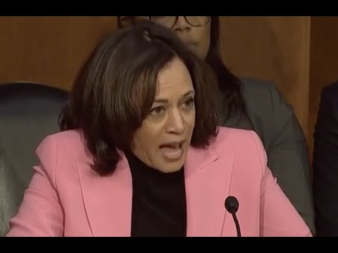 Kamala issues devastating news for Trump at Senate hearing
