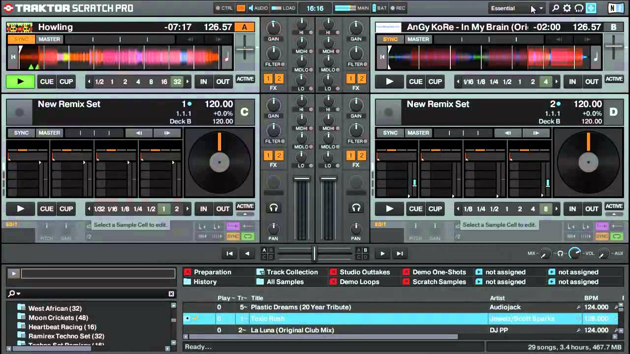 tutorial traktor scratch pro 2 5 1 vocabulario dj nuevo remix set rh youtube com Traktor Pro 2 Amazon Traktor Scratch Pro 2 Crack