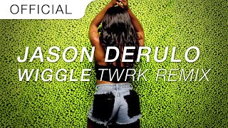 Repeat youtube video Jason Derulo - Wiggle Feat. Snoop Dogg (TWRK Trap Remix)