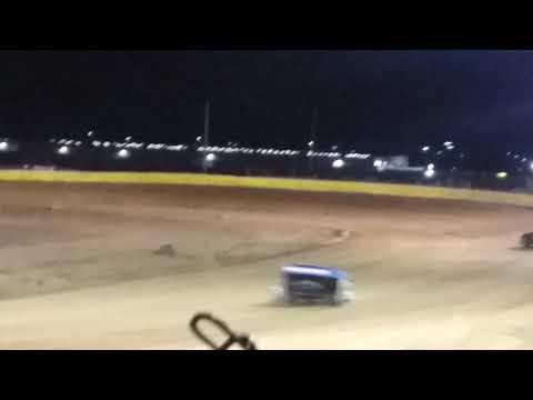 Late model Heat - Nevada Speedway 10/12/19