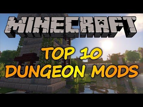 minecraft-top-10-dungeon-mods---2017