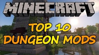 Minecraft dungeons are boring. I am here to fix that! Here are my top 10 Minecraft dungeon mods. If you enjoy the video, be sure to like, comment, and subscribe!