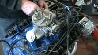 Ford Mustang 302 V8 1972 - Moteur - Part 4