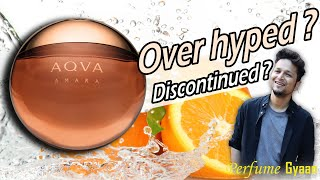 Aqva Amara Bvlgari 🧡Review हिंदी में Summer Beast? Casual King? Is it actually discontinued? Hyped?