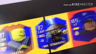 Roblox Fifa Pack Opener: I hate it but I love it