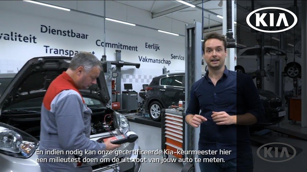 Service Onderhoud Apk Kia Motors Nederland