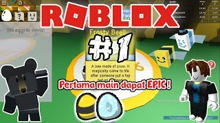 NOUS SOMMES CATTLE BEE CUY! -Roblox Indonésie Essaim d'abeille #1