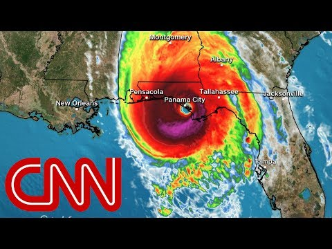 Hurricane Michael Makes Landfall With 155 Mph Winds