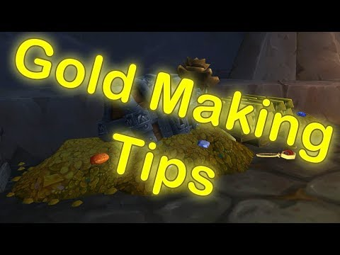 Gold Making Tips | WoW Gold Making Discussion | WoW Legion 7.3.2 (World of Warcraft Gold Guide)