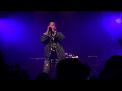 Anderson Paak - (Live @ Botanique Brussels 2016)
