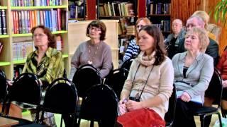 ''Краеведческий лекторий'' в библиотеке