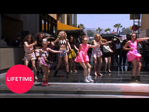 Dance Moms: ALDC vs. Candy Apples Dance Off  (Season 4 Flashback) | Lifetime